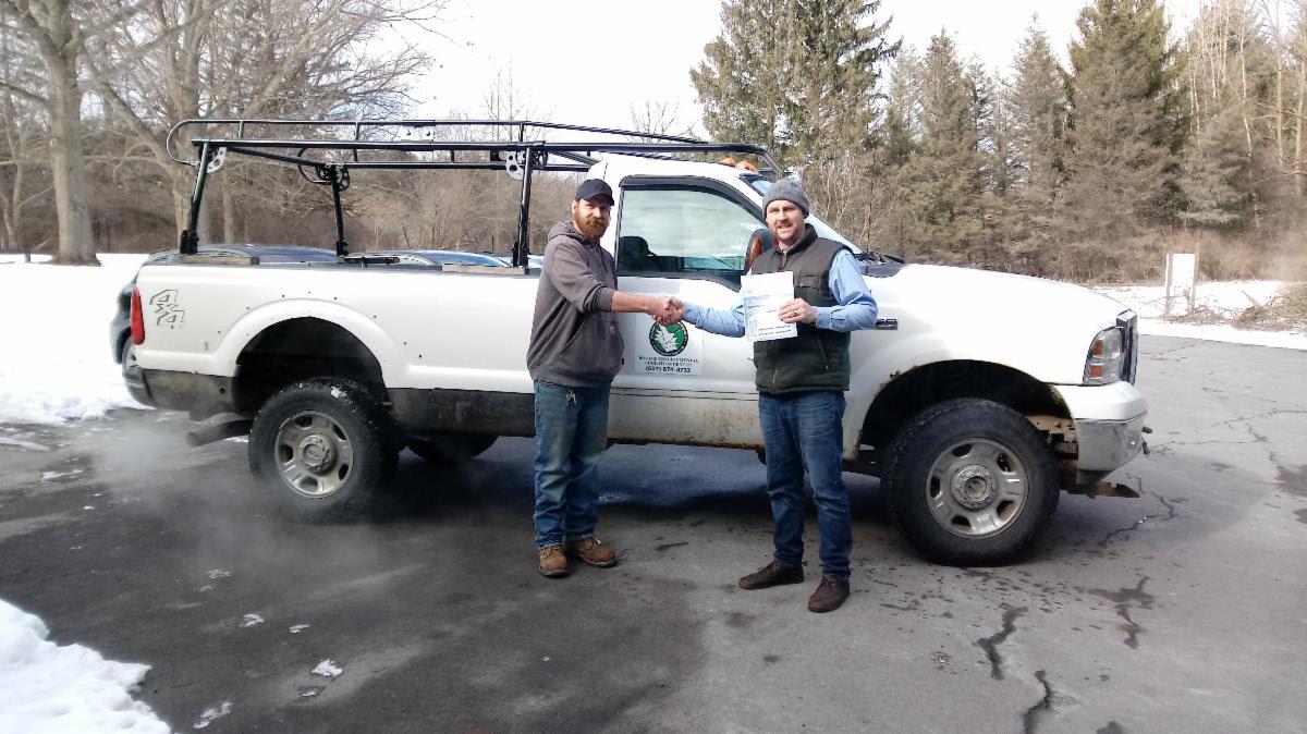 Truck Donation from Jim Webb