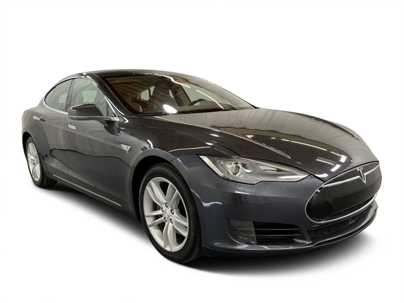 Want to see the Tesla?