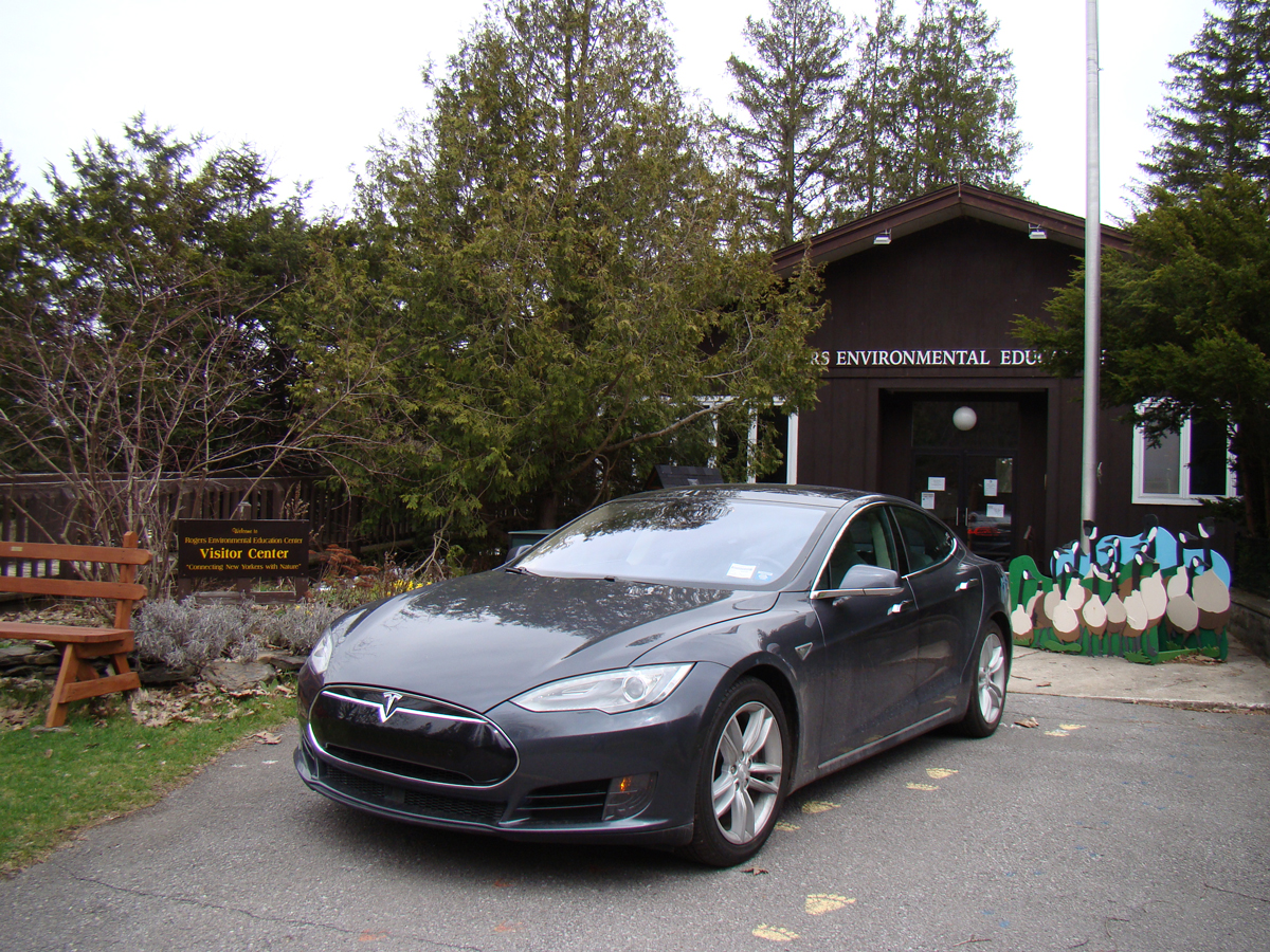 2020 Electric Car Raffle has started