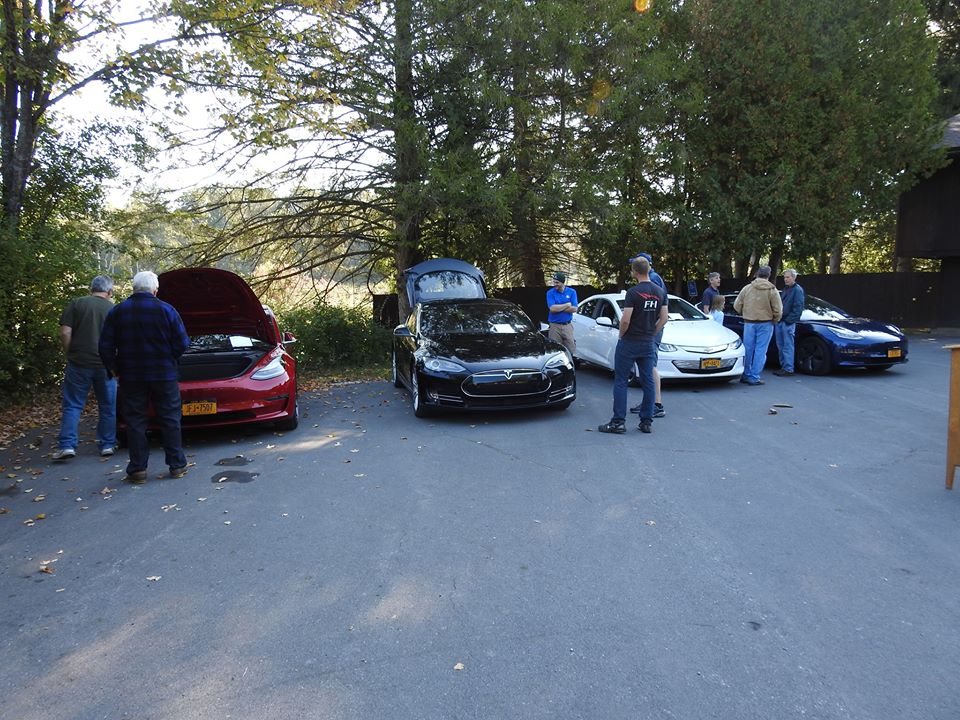 Electric Car Show at Rogers Center October 4th