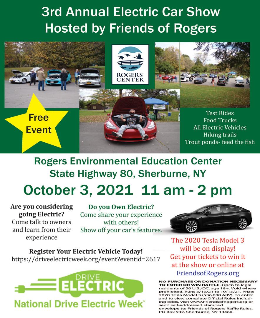 EV Car Show 2021